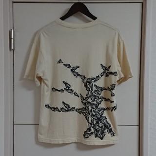 アディダス(adidas)のadidas アディダス Tシャツ スニーカー柄バックプリント(Tシャツ/カットソー(半袖/袖なし))