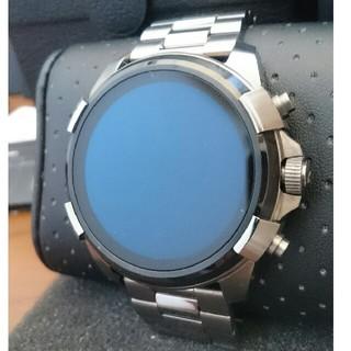 ディーゼル(DIESEL)のDEISEL ディーゼル  スマートウォッチ DZT2004(腕時計(デジタル))