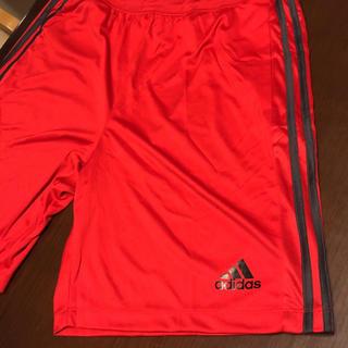 アディダス(adidas)のLアディダス トレーニング ハーフパンツ ジャージ 3本ライン  ショートパンツ(ショートパンツ)
