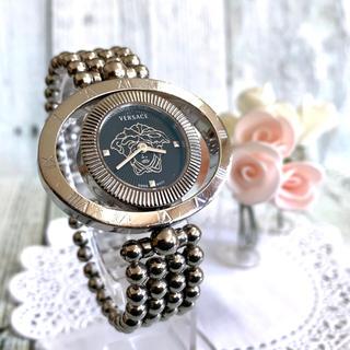 ヴェルサーチ(VERSACE)の【希少】 VERSACE ヴェルサーチ 腕時計 メデューサ 91Q99D008 (腕時計)