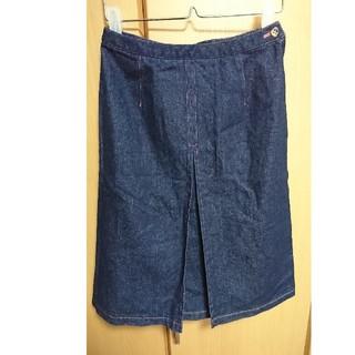 ヨンドシー(4℃)の4℃スカートpinkの糸カワイイ(ひざ丈スカート)