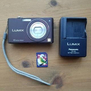 パナソニック(Panasonic)のLUMIX (コンパクトデジタルカメラ)