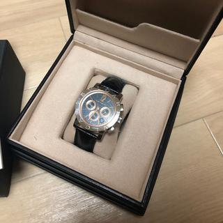 ブルガリ(BVLGARI)のブルガリ クロノグラフ(腕時計(デジタル))
