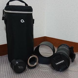 タムロン(TAMRON)のTamron 150-600mm Eマウントアダプタ+2倍テレコン付(レンズ(ズーム))