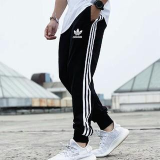 アディダス(adidas)のアディダス スキニージャージ パンツ (チノパン)