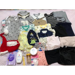 ユニクロ(UNIQLO)の出産準備セット マタニティ  新生児 グッズ(マタニティウェア)