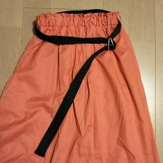 シマムラ(しまむら)のしまむら スカートに付属のベルト(ベルト)