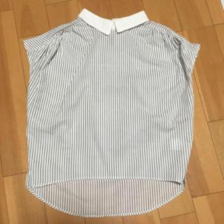 バビロン(BABYLONE)のストライプシャツ(シャツ/ブラウス(半袖/袖なし))