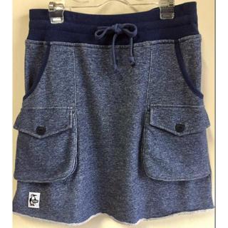 チャムス(CHUMS)の新品 CHUMS Bush Skirt チャムス レディース スカート(ひざ丈スカート)