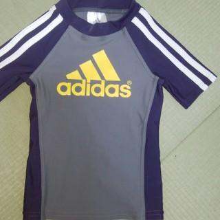 アディダス(adidas)のアディダス ラッシュガード 110センチ(水着)