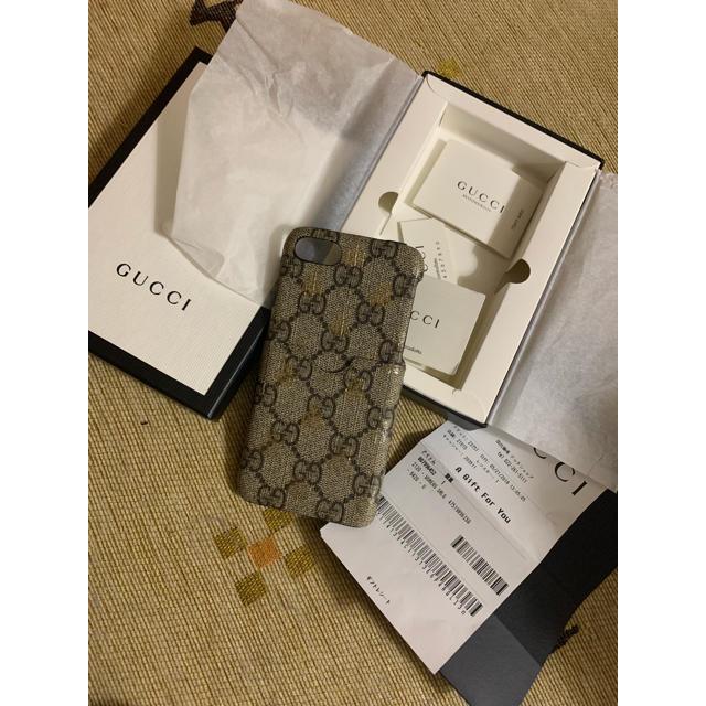 Gucci - Gucci Iphone8 ケースの通販