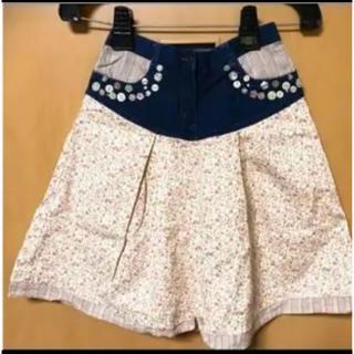 ローラアシュレイ(LAURA ASHLEY)のローラアシュレイ キッズスカート 110cm(スカート)