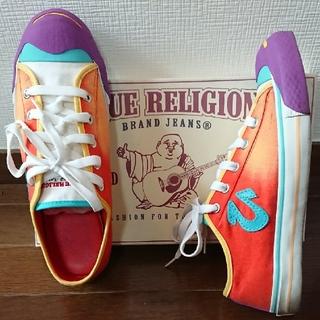True Religion - TRUE RELIGIONローカットシューズ サイズUS9.5