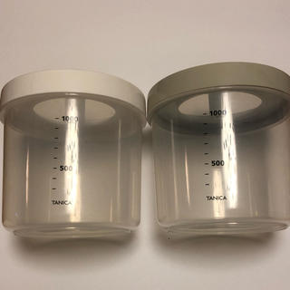 TANITA - ヨーグルティアS 容器