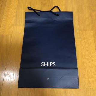 シップス(SHIPS)のSHIPS ショップ袋(ショップ袋)