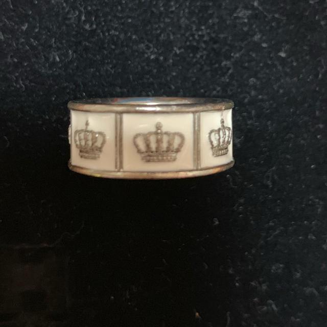 Justin Davis(ジャスティンデイビス)のJustin Davis♡指輪💍Sサイズ メンズのアクセサリー(リング(指輪))の商品写真