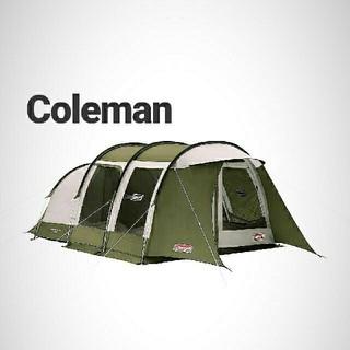 コールマン(Coleman)の最安コールマントンネル2ルームハウス/LDX スタートパッケージ 新品未使用(テント/タープ)