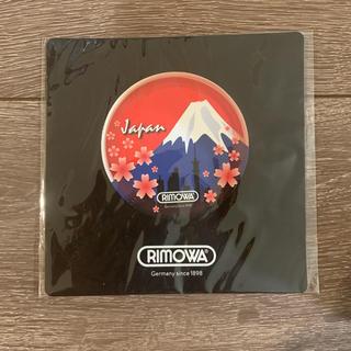 リモワ(RIMOWA)のRIMOWA ステッカー japan 日本限定(トラベルバッグ/スーツケース)