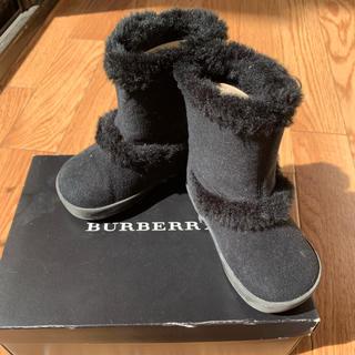 バーバリー(BURBERRY)のバーバリー ブーツ 13㎝ BURBERRY(ブーツ)