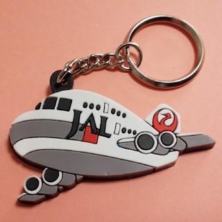 JAL(日本航空) - JAL ラバーストラップキーホルダー⑦