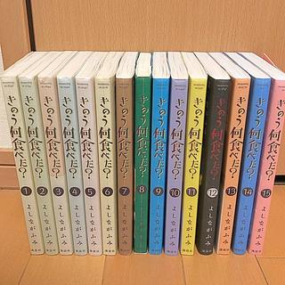 コウダンシャ(講談社)のきのう何食べた?  1〜15巻セット(女性漫画)