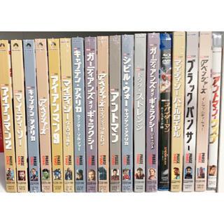 ディズニー(Disney)のmarvel Blu-ray 18作品セット(外国映画)