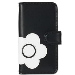 マリークワント(MARY QUANT)の新品 MARY QUANT デイジーアイコン モバイルケース iPhone7/8(iPhoneケース)