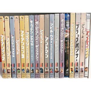 ディズニー(Disney)のmarvel DVD 18作品セット(外国映画)