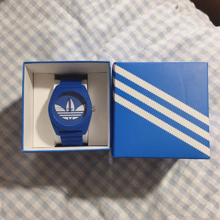 アディダス(adidas)のアディダス時計(腕時計(デジタル))