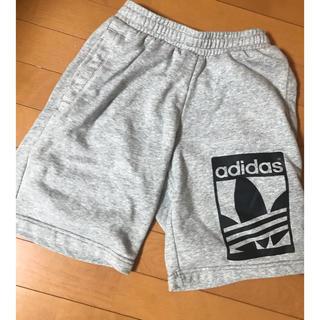 アディダス(adidas)のadidas スウェットパンツ(ショートパンツ)