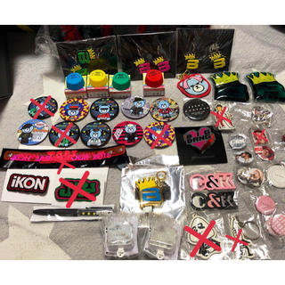 アイコン(iKON)のbigbang ikon C&K グッズ(アイドルグッズ)