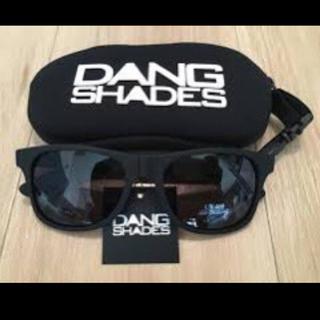 ロンハーマン(Ron Herman)の新品未使用 jacksonmatisse DANGSHADES サングラス 黒(サングラス/メガネ)