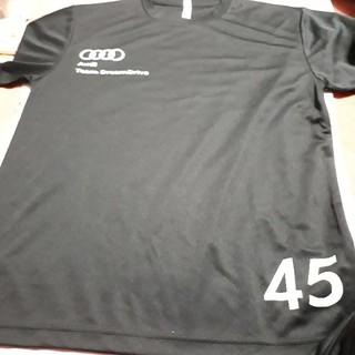アウディ(AUDI)の値下げアウディコラボTシャツ(Tシャツ/カットソー(半袖/袖なし))