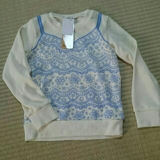 アコバ(Acoba)の♠️Acoba 女の子 120 新品(Tシャツ/カットソー)