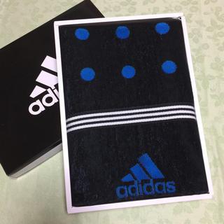 adidas - アディダス  スポーツタオル【新品】