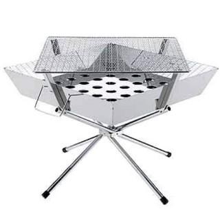 ユニフレーム(UNIFLAME)のユニフレーム ファイアグリル(調理器具)