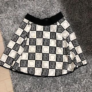 ステューシー(STUSSY)のstussy スカート(ミニスカート)