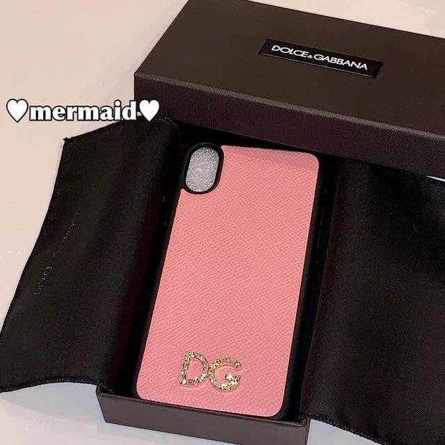 iphone8 赤色 ケース 、 DOLCE&GABBANA - 新品 DOLCE&GABBANAドルチェ&ガッバーナIPHONE X XSカバーの通販 by ♡mermaid♡プロフィール必読‼︎|ドルチェアンドガッバーナならラクマ