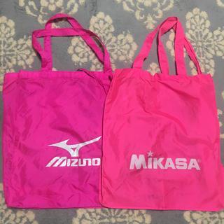 ミカサ(MIKASA)のミズノ ミカサ スポーツ ナイロンバッグ(バレーボール)