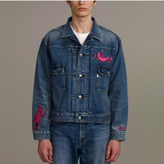 ジーユー(GU)のKim jones GU X KIM JONES denim jacket(Gジャン/デニムジャケット)