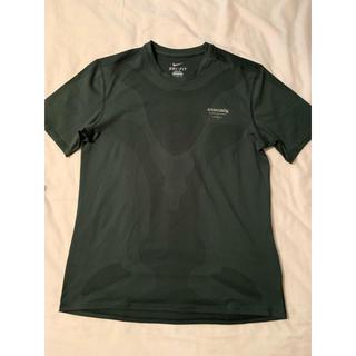 アンダーカバー(UNDERCOVER)のGYAKUSOU DRI-FIT S/S スウェットマップトップランニングシャツ(ウェア)