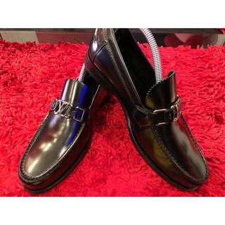 ルイヴィトン(LOUIS VUITTON)の超美品 ルイヴィトン LOUIS VUITTON 靴 革靴 ローファー ビジネス(ドレス/ビジネス)