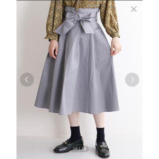 2aec7950a78a0a メルロー スカート(グレー/灰色系)の通販 61点 | merlotのレディースを ...