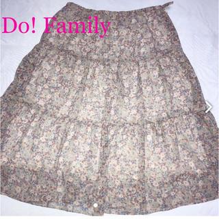 ドゥファミリー(DO!FAMILY)のDo Family スカート (ひざ丈スカート)