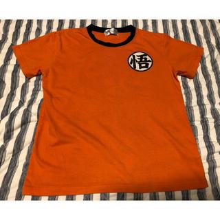ドラゴンボール(ドラゴンボール)の男の子 悟空Tシャツ 140(Tシャツ/カットソー)