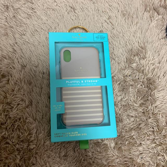 kate spade new york - iPhone XRケースの通販 by .+*:゚+。.☆|ケイトスペードニューヨークならラクマ