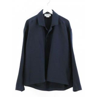 サンシー(SUNSEA)のYOKE 19ss wide shirt blouson(ブルゾン)