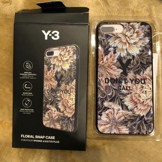 ワイスリー(Y-3)のY-3 スマホケース iPhone(iPhoneケース)