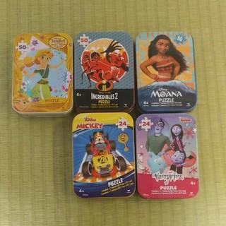 コストコ(コストコ)のコストコ ディズニーパズル缶(知育玩具)