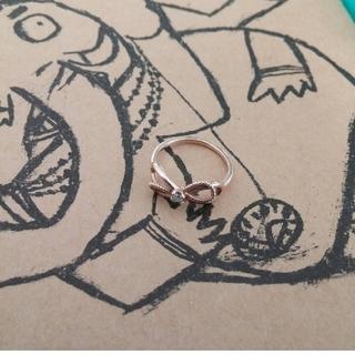 アガット(agete)のアガット ダイヤリング(リング(指輪))